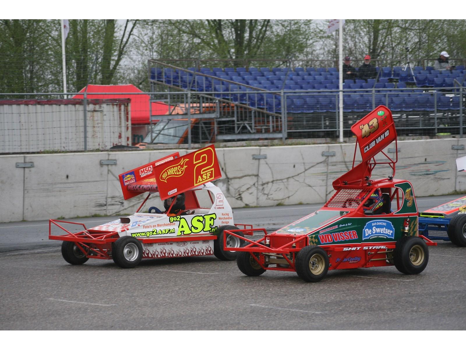 F3 Stockcar Te Koop Asf Racing